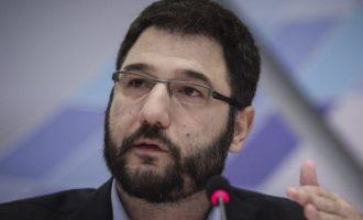 Ηλιόπουλος: Η κυβέρνηση θυμήθηκε μετά οκτώ μήνες το πλαφόν στην τιμή των τεστ