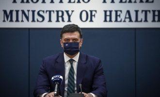 Κικίλιας: Το ΕΣΥ αντέχει – Η Ελλάδα θα σωθεί με γενναίες αποφάσεις