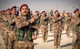 Οι Κούρδοι (SDF) εκπαιδεύουν δίχως σταματημό νέα στρατεύματα στη Συρία (βίντεο)