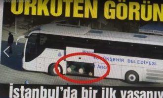 Τουρκία: Στοιβάζουν φέρετρα με νεκρούς από κορωνοϊό σε λεωφορεία