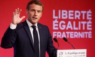 Μακρόν: Ρωσία και Τουρκία διεξάγουν αντι-γαλλική εκστρατεία στην Αφρική