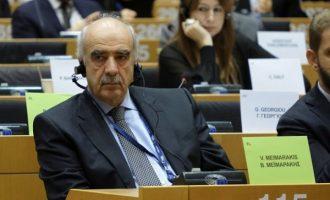 Μεϊμαράκης: Αρκετά με τον υποκριτή Ερντογάν – Κυρώσεις και εμπάργκο όπλων