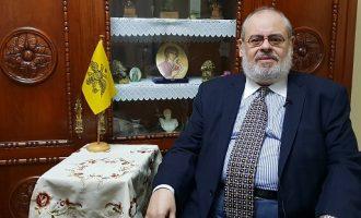 Αλεξάνδρεια: Πέθανε από κορωνοϊό ο πρόεδρος του Μικρασιατικού Συλλόγου Μιχάλης Σολομωνίδης