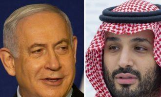 Μυστική επίσκεψη Νετανιάχου στη Σαουδική Αραβία την Κυριακή – Συναντήθηκε με τον Πρίγκιπα Διάδοχο