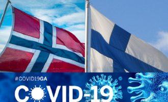 Κορωνοϊός: Τι έκαναν σωστά Φινλανδία και Νορβηγία και έχουν λίγα κρούσματα