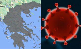 Κορωνοϊός: 605 κρούσματα, 292 διασωληνωμένοι, 24 θάνατοι – Η «γεωγραφία» των κρουσμάτων