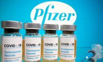 Μέχρι το τέλος της ερχόμενης εβδομάδας οι Βρετανοί θα μπορούσαν να εγκρίνουν το εμβόλιο της Pfizer