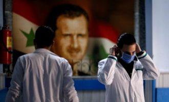 SOHR: Το καθεστώς Άσαντ αποκρύπτει τους αριθμούς κρουσμάτων και θανάτων στη Συρία