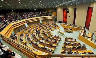 Ολλανδική Βουλή: Να επιβληθεί ευρωπαϊκό μορατόριουμ πώλησης όπλων στην Τουρκία