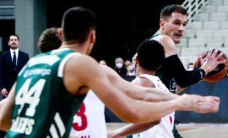 Euroleague: Τέλος στο αρνητικό σερί έδωσε ο Παναθηναϊκός 83-76 τη Μπάγερν Μονάχου