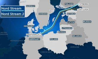 ΗΠΑ κατά Γερμανίας για τον Nord Stream 2: «Πολιτικό εργαλείο του Κρεμλίνου»