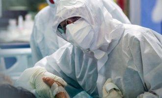 Καμία άδεια κλίνη ΜΕΘ στο Παπανικολάου – Σε απλές κλίνες 300 ασθενείς Covid-19