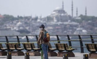 Τουρκία: 196 θάνατοι και 31.896 νέα κρούσματα