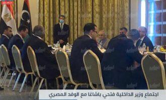 Η Αίγυπτος επιχειρεί με διπλωματία να αποσπάσει τους ισλαμιστές της Λιβύης από την τουρκική προστασία