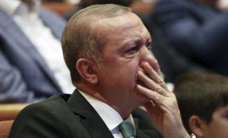 Ο Ερντογάν λυπάται και απορεί για τη συμμαχία Ελλήνων και Αιγυπτίων – Αγνοεί ο βάρβαρος ότι είμαστε αρχαίοι σύμμαχοι