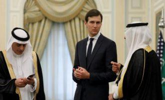Ο γαμπρός του Τραμπ πιέζει τους Άραβες να συγχωρέσουν το «τρομοκρατικό» Κατάρ – Σιγή από Εμιράτα