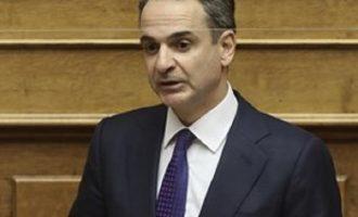 Διαρροές από τα «δεξιά» της ΝΔ για δημοσκοπική κατάρρευση του Μητσοτάκη σε ποσοστά 25%-27%