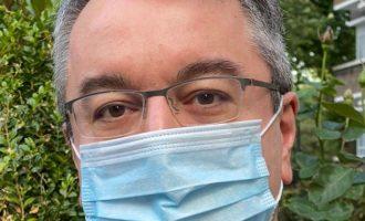 Μόσιαλος: Oι αντιεμβολιαστές ΔΕΝ είναι θύματα