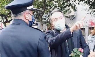 Προσήχθησαν οι δικηγόροι Καμπαγιάννης και Παπαδάκης – Οργή από ΔΣΑ
