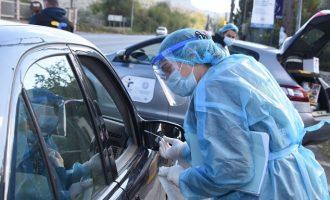 Τι έδειξαν 3.689 rapid test σε όλη την Ελλάδα