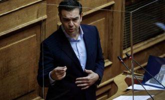 Ο Τσίπρας ζητά προ ημερησίας στη Βουλή για τα «φαινόμενα αδιαφάνειας» της κυβέρνησης