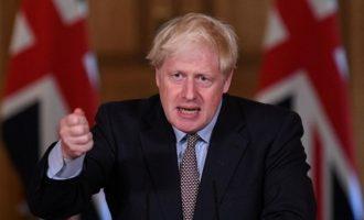 Τι ανακοίνωσε ο Τζόνσον για την άρση του λοκντάουν στη Βρετανία