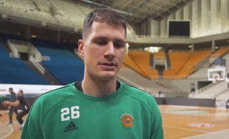 Νεμάνια Νέντοβιτς: «Το μέλλον του Παναθηναϊκού ΟΠΑΠ είναι λαμπρό» (βίντεο)