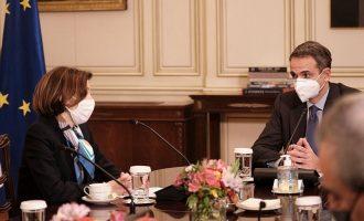 Μητοτάκης σε Παρλί: Η συνεργασία ανάμεσα σε Ελλάδα-Γαλλία πηγαίνει πολύ μακριά