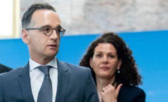 Πρόκληση από το γερμανικό ΥΠΕΞ: Παρουσιάζει τις διερευνητικές ως διαπραγματεύσεις