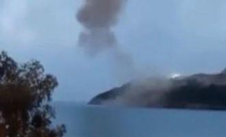 Δύο εκρήξεις στο Ακούγιου, στον υπό κατασκευή πυρηνικό σταθμό της Τουρκίας