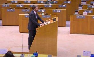 Νίκος Ανδρουλάκης: Ο Κούρδος ηγέτης Ντεμιρτάς «είναι όμηρος του Ερντογάν»