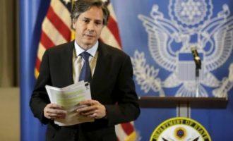 Άντονι Μπλίνκεν: Ανυπομονώ για ισχυρούς δεσμούς ΗΠΑ, Ελλάδας, Ισραήλ και Κύπρου