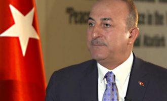 Με τα νεύρα «σπασμένα» ο Τσαβούσογλου για τη Γενοκτονία των Αρμενίων αποκάλεσε τον Μπάιντεν «λαϊκιστή»