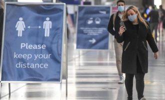 Βρετανία: Η παραλλαγή του κορωνοϊού μεταδίδεται κατά 30% έως 70% ευκολότερα – 30% πιο θανατηφόρα