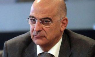 Δένδιας στους ΥΠΕΞ της ΕΕ στον ΟΗΕ: «Η Τουρκία έχει ξεφύγει από κάθε πλαίσιο λογικής»