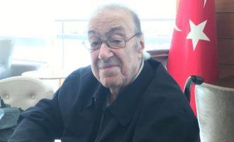 Πέθανε ο διάδοχος του οθωμανικού θρόνου Ντουντάρ Οσμάνογλου σε ηλικία 90 ετών
