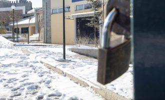Κλειστά τη Δευτέρα τα σχολεία στη Δυτική Μακεδονία λόγω κακοκαιρίας