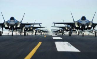 Τα Ηνωμένα Αραβικά Εμιράτα επιβεβαίωσαν ότι αγόρασαν 50 μαχητικά F-35 από τις ΗΠΑ