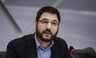 Ηλιόπουλος: Η πλειοψηφία της κοινωνίας διαφωνεί με το νομοσχέδιο της ΝΔ για τα εργασιακά