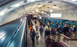 Για πρώτη φορά προσελήφθησαν γυναίκες μηχανοδηγοί στο Μετρό της Μόσχας
