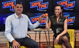 ΟΠΑΠ Game Time ΜΠΑΣΚΕΤ: Ο Δημήτρης Παπανικολάου για τη διαβολοβδομάδα της Euroleague (βίντεο)