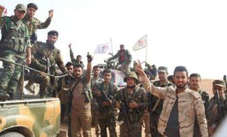 Το Ιράν έχει αναπτύξει 60 ταξιαρχίες παραστρατιωτικών στη Συρία