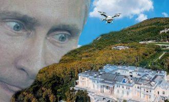 Τι απάντησε ο Πούτιν για το πολυτελές παλάτι στη Μαύρη Θάλασσα