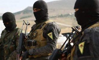 Οι Κούρδοι (SDF) συνέλαβαν ανώτερο στέλεχος του Ισλαμικού Κράτους στη Β/Α Συρία