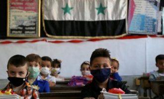 Η Συρία αναμένει τον Απρίλιο εμβόλια από Κίνα και Ρωσία