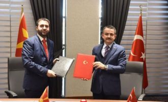 Η Τουρκία επιμένει στη διείσδυση στη Βόρεια Μακεδονία – Συνεργασία στον τομέα της γεωργίας