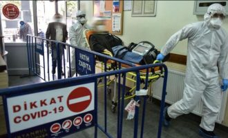 Τουρκία: 62.606 νέα κρούσματα και 288 νέοι θάνατοι – Συνολικά 35.608 νεκροί