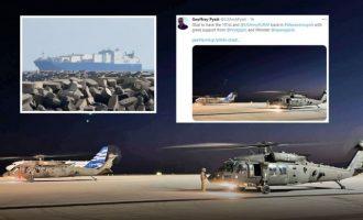 Atlantic Resolve: Μετακίνηση μονάδων του αμερικανικού στρατού μέσω Αλεξανδρούπολης