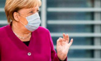 Η Μέρκελ σχεδιάζει να αναλάβει τον έλεγχο του «λοκντάουν» σε όλη τη Γερμανία
