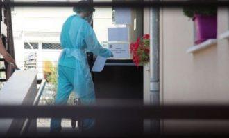 Κορωνοϊός: 32 κρούσματα σε ηλικιωμένους σε Γηροκομείο στο Περιστέρι -Είχαν κάνει εμβόλιο